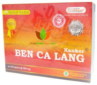 Bencalang Bencalang Unique Herbamed Indonesia