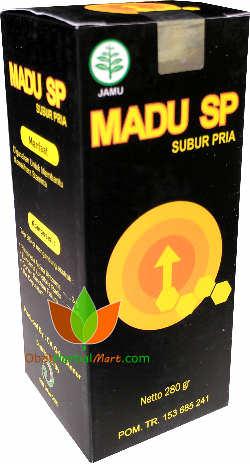 Madu SP Subur Pria CV GAN (Bin Dawood) 280gr