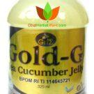Gold G Bio Sea Cucumber Jelly GNE Indonesia 320ml