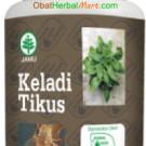 Keladi Tikus Herbal Indo Utama 60 Kapsul
