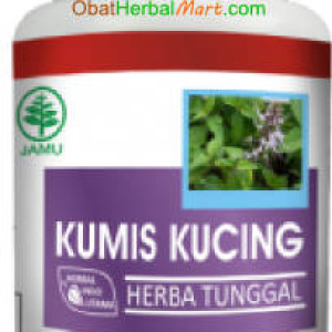 Kumis Kucing Herbal Indo Utama 60 Kapsul
