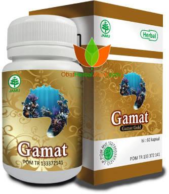 Gamat Herbal Indo Utama 60 Kapsul