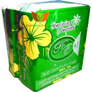 Avail Pantyliner Pembalut Herbal Avail Elok Indonesia 20 Lembar