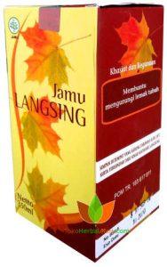 Jamu Langsing (Madu Langsing) Griya Annur 350 gram - Toko Herbal Mart