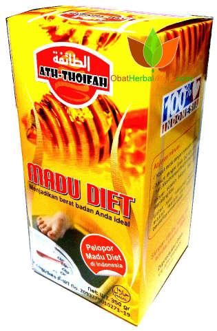 Madu Diet Ath Thoifah 350Gr