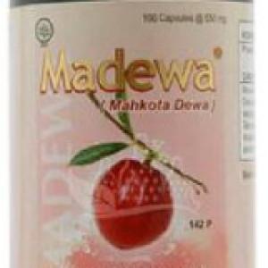 Madewa (Mahkota Dewa) Jamu Borobudur 100 Kapsul
