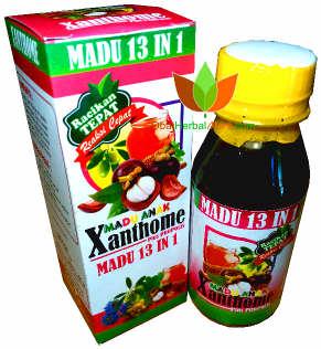 Madu Anak Xanthome 13 in 1 BBA Herbal 150 Ml
