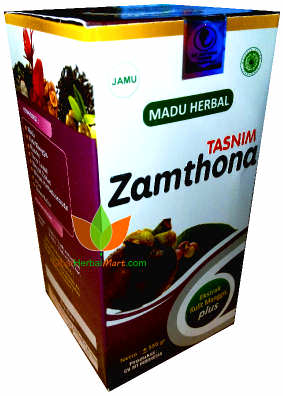Madu Herbal Tasnim Zamtona Mutiara Tasnim Indonesia 350 gr