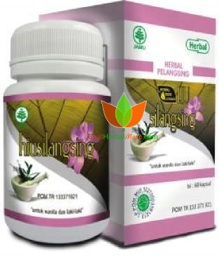HIU Silangsing Herbal Indo Utama 60 Kapsul