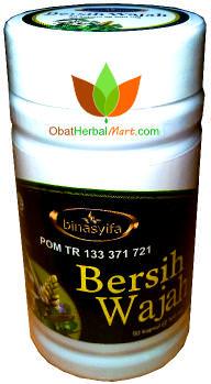 Herbal Bersih Wajah Bina Syifa 50 Kapsul