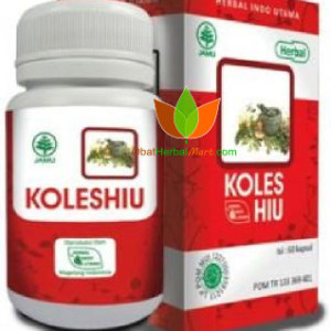 KolesHIU Herbal Indo Utama 60 Kapsul
