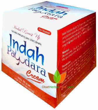 Indah Payudara Cream Tress Djoyo Addawa Sejahtera Mandiri 60 Gr