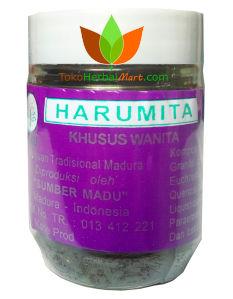 Harumita Empot Super Sumber Madu 100 Pil Toko Herbal Mart