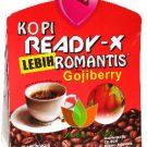 Kopi Ready X Romantis Gojiberry Barakah Grosir Herbal 2 Bungkus