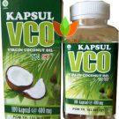 Kapsul VCO (Virgin Coconut Oil) TN57 Toga Nusantara 70 Kapsul