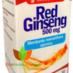 Red Ginseng Sido Muncul 30 Kapsul
