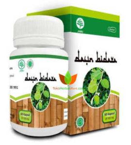 Daun Bidara Herbal Indo Utama 60 Kapsul - Toko Herbal Mart Bandung