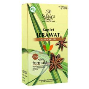 Kaplet Jerawat Sariayu Martha Tilaar isi 30 - Toko Herbal Mart