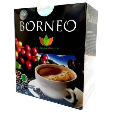 Kopi Borneo Ginseng Guarana Anugrah Ori Bionature Indonesia - Toko Herbal Mart