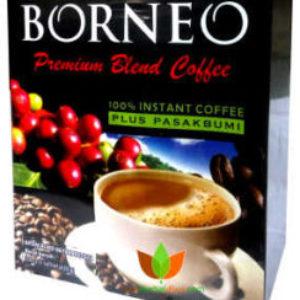 Kopi Borneo – Premium Blend Coffee Anugrah Ori Bionature Indonesia 5 Sachet