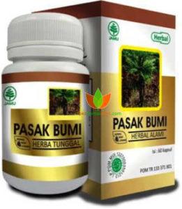 Pasak Bumi Herbal Indo Utama 60 Kapsul - Toko Herbal Mart Bandung