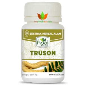 Truson HPAI 50 Kapsul - Toko Herbal Mart Bandung