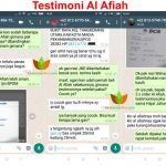Al Afiah Liquid Hygiene For Man Herbal Blackstone (Obat Oles Tahan Lama) CV An Naufa 8-10 Ml
