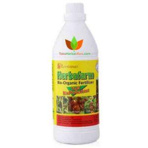 Nutrend Herbafarm Bio Organic Fertilizer (Pupuk Cair Organik) Sidomuncul 1 Liter - Toko Herbal Mart