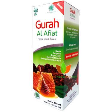 Madu Gurah Al Afiat Sehat Alami 125 ml - Toko Herbal Mart online