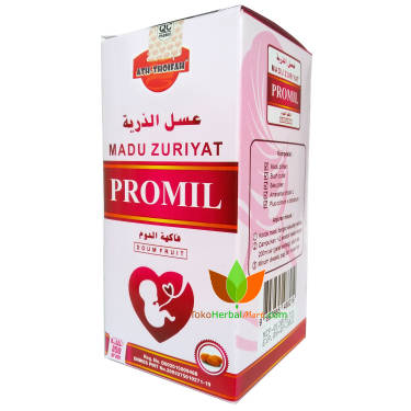 Madu Zuriyat promil Ath Thoifah 350 gram - Toko Herbal Mart
