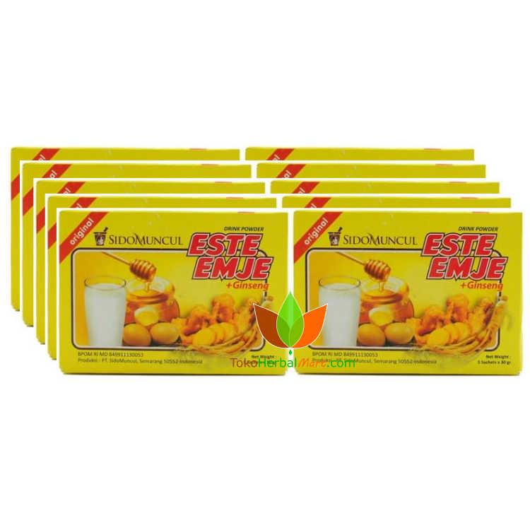 Este Emje Original Sidomuncul 10 Box (50 Sachet) 2