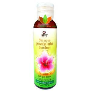 Shampoo Perawatan Rambut Beruban Nove 100 ml