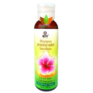 Shampoo Perawatan Rambut Beruban Nove 100 ml - Toko Herbal Mart